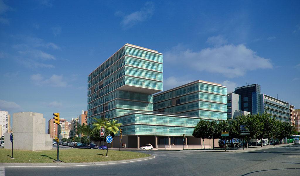 3D de la nueva sede de la GMU - foto 1