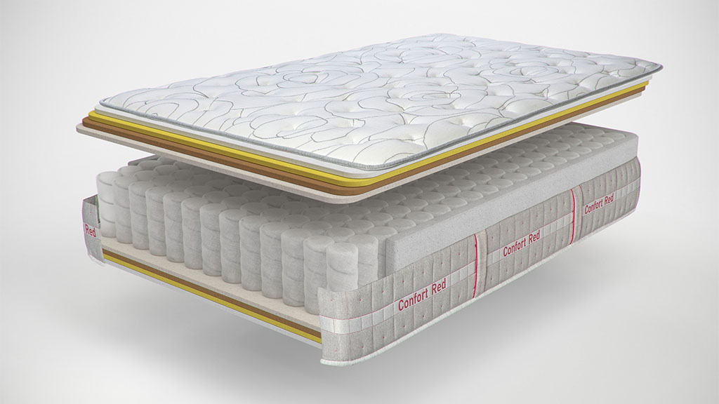 3D de colchón para Lanuit - foto 1