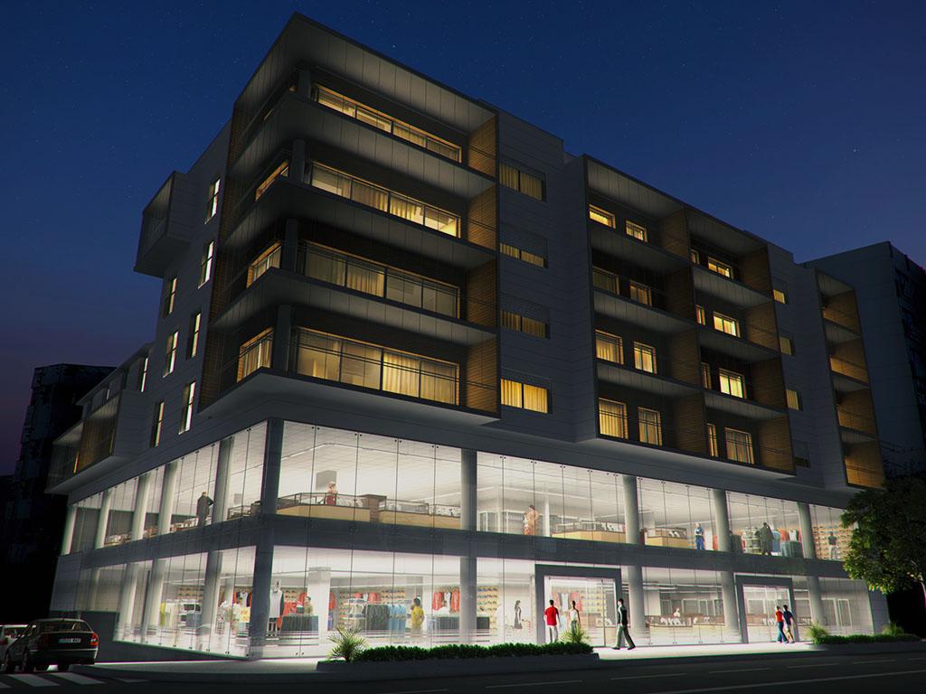 3D para Peralta arquitectos - foto 1