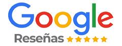 logo Google reseñas
